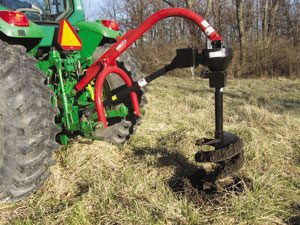 Auger, PTO Drive